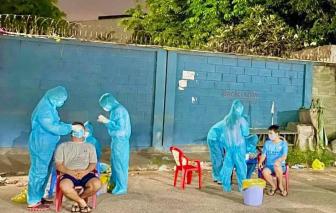 Ngày 31/7, Bình Dương ghi nhận 2.075 ca dương tính với SARS-CoV-2