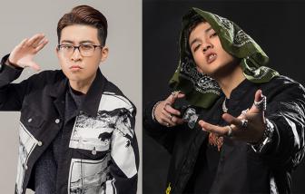 """Rapper Việt """"đối đầu"""" bằng âm nhạc"""