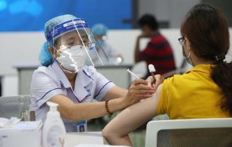 5 triệu liều vắc xin dự kiến về TPHCM trong tháng 8/2021