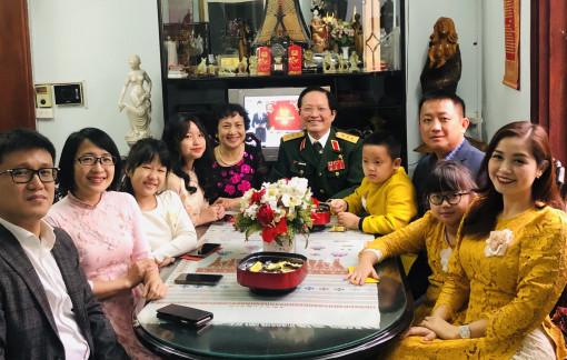 Bài học chống dịch của gia đình ông tướng về hưu