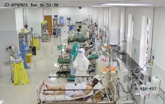 Đồng Nai lập 500 giường bệnh nặng; thêm 3.000 giường bệnh dã chiến