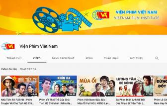 Đưa phim Việt lên YouTube: Để những thước phim kinh điển đến với công chúng