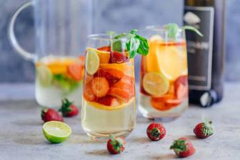 Giải nhiệt ngày hè với các món cocktail đơn giản