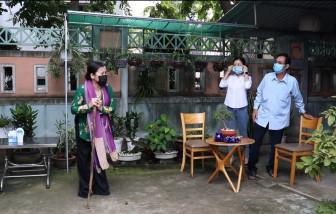 Nghệ sĩ cải lương làm clip ngắn cùng chống dịch