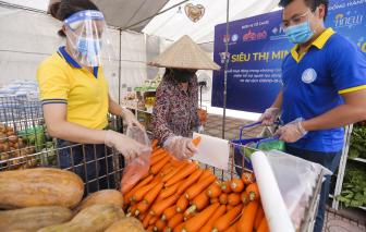 Siêu thị 0 đồng ở Hà Nội, ấm lòng giữa mùa dịch COVID-19
