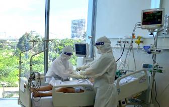 Từ ngày 2/8, trung tâm hồi sức COVID-19 tại TPHCM đã có thể tiếp nhận bệnh nhân