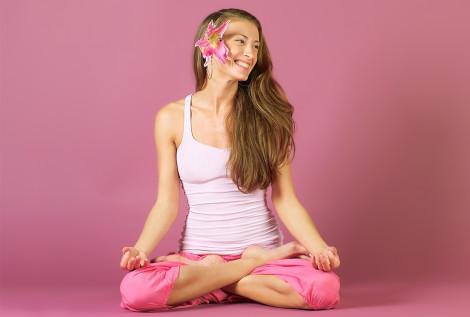 Tập yoga để có... mái tóc đẹp