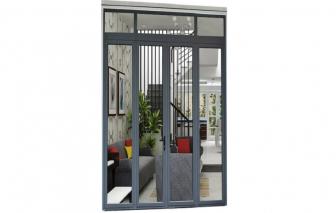 4 lưu ý khi lắp đặt cửa nhôm kính từ Showroom Decor