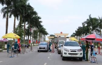 Bắc Ninh lập chốt kiểm soát người vào tỉnh, Nghệ An phát hiện 2 người chạy xe máy về quê dương tính