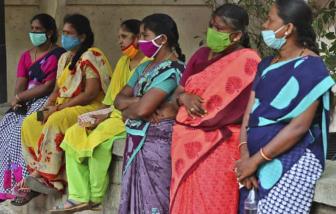 Người giúp việc nhà ở Ấn Độ mất việc làm vì chủ lo ngại lây nhiễm COVID-19
