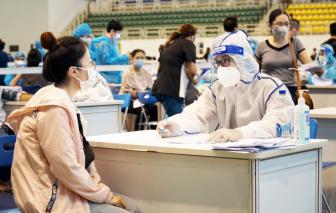 Tỉnh Bạc Liêu yêu cầu người dân không 'khoe khoang' khi tiêm vắc xin COVID-19