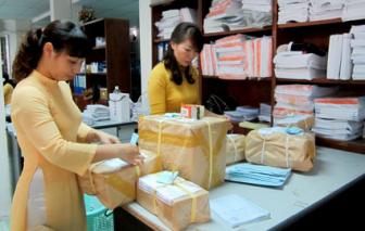 TPHCM: Ngành bưu chính được phép di chuyển từ 18g-6g