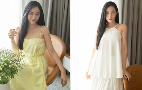 Mai Thanh Hà: Ở nhà cũng đừng quên mặc đẹp