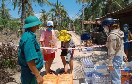 Vụ dùng xe cứu thương chở người từ vùng dịch về tỉnh Bình Định: Kỷ luật 1 nhân viên y tế