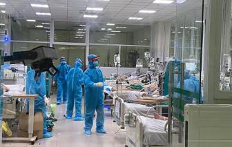 Khoảng 20% bệnh nhân nặng chuyển sang nhẹ sau khi Bệnh viện hồi sức COVID-19 vận hành