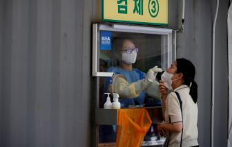 Hàn Quốc phát hiện 2 người nhiễm biến thể mới từ biến thể Delta