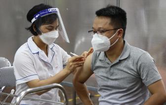 Bộ Y tế khuyến cáo chỉ nên tiêm 2 mũi vắc xin COVID-19 cùng loại
