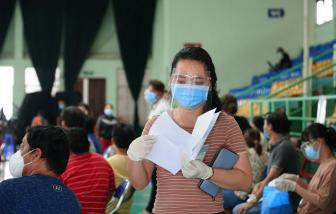 TPHCM sắp hoàn thành tiêm chủng đợt 5 với 930.000 liều vắc xin ngừa COVID-19