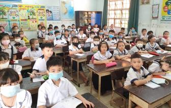 """Tuyển sinh lớp Một: Gồng gánh áp lực đón học sinh tuổi """"dê vàng"""""""