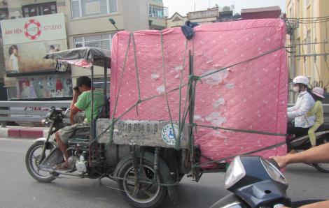 Hà Nội thí điểm đo kiểm nồng độ khí thải 5.000 xe máy cũ