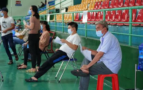 TPHCM chưa tiêm vắc xin Sinopharm