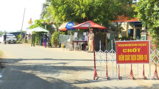 Bình Định: Giãn cách xã hội thị trấn Cát Tiến, huyện Phù Cát từ 0 giờ ngày 4/8