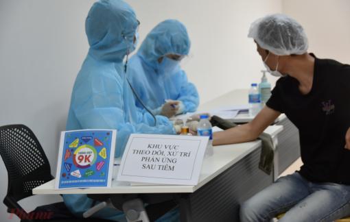 Bộ Y tế điều chỉnh phân bổ, tăng thêm 978.000 liều vắc xin cho TPHCM