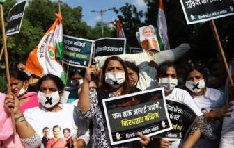 Dân Ấn Độ biểu tình 3 ngày đòi công lý cho bé gái 9 tuổi bị cưỡng hiếp và giết chết