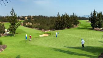 Đánh golf mùa dịch, 1 giám đốc sở, 1 phó cục trưởng tỉnh Bình Định thành F1