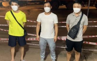 Quảng Ninh cách ly 4 thanh niên khai báo gian dối, Bình Phước tạm giữ người gây rối chốt kiểm dịch