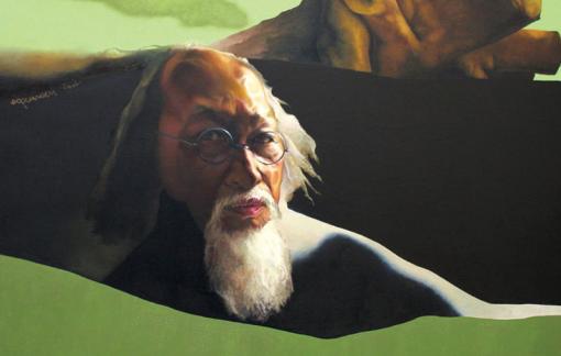 Hoạ sĩ tài hoa Đỗ Quang Em qua đời