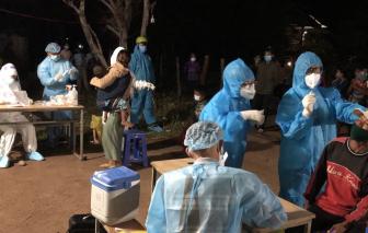 Gia Lai ghi nhận 37 trường hợp dương tính trở về từ vùng dịch, Đắk Nông thêm 5 ca