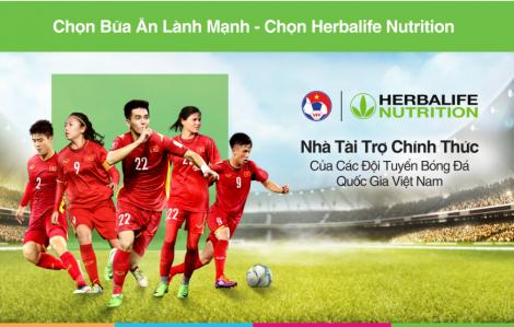 Bữa ăn lành mạnh - Hành trang vươn tầm thế giới của Đội tuyển bóng đá Quốc gia Việt Nam