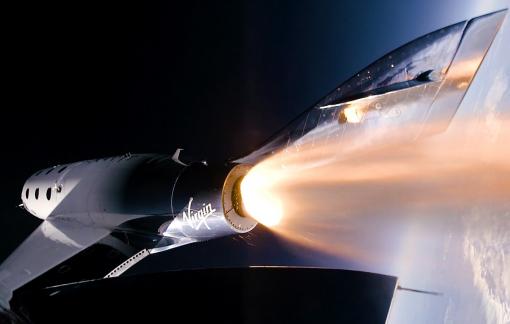 Vé bay lên vũ trụ có giá 450.000 USD