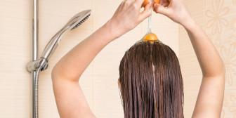 Mặt nạ hạn chế tóc gãy rụng từ nhà bếp