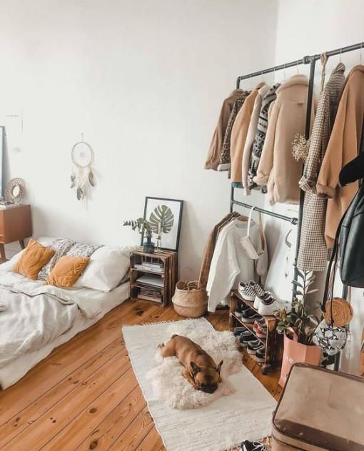 12 ý tưởng cho phòng ngủ nhỏ