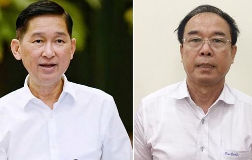 Khai trừ khỏi Đảng ông Trần Vĩnh Tuyến và Nguyễn Thành Tài