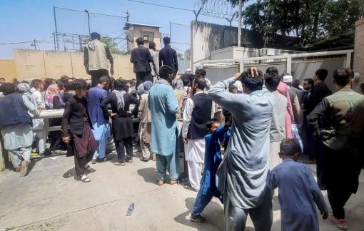 Câu chuyện quân nhân Mỹ nỗ lực giải cứu người phiên dịch ra khỏi Kabul