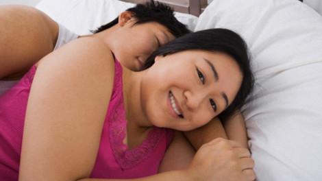 Chuyện giường chiếu khi nàng dư cân