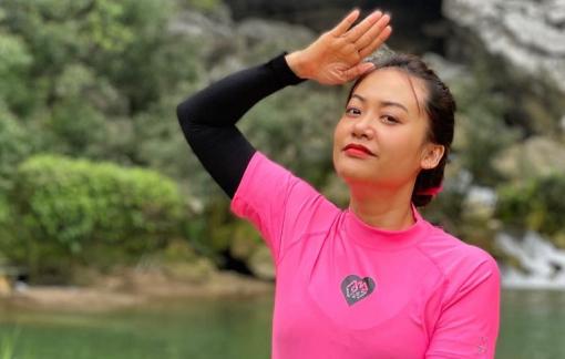 Diễn viên Hồng Ánh: Lạc quan, nhưng không lạc quan ảo