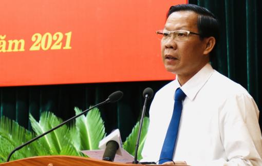 Ông Phan Văn Mãi được giới thiệu để bầu Chủ tịch UBND TPHCM