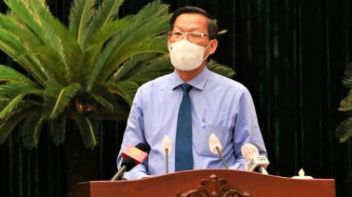 Ông Phan Văn Mãi đắc cử Chủ tịch UBND TPHCM
