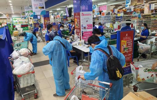 Các chuỗi cung ứng của Đà Nẵng vẫn chưa đủ phục vụ nhu cầu người dân