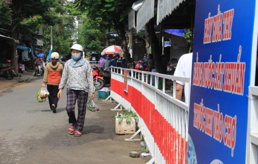 Đà Nẵng sẽ cho mở lại chợ truyền thống và cửa hàng tạp hóa