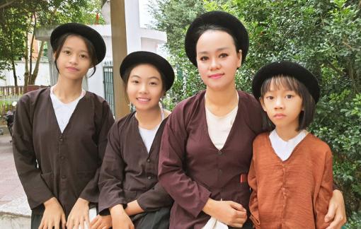 Nghệ sĩ Thu Phương: Ươm mầm hát xẩm cho lớp trẻ