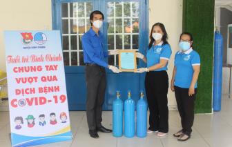 54 triệu đồng mua oxy hỗ trợ bệnh nhân COVID-19