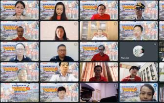Báo Người Lao Động trao giải cuộc thi viết về chủ quyền biển đảo