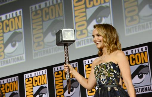 Duy trì vóc dáng săn chắc như Natalie Portman