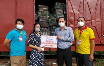 TPHCM tiếp nhận 180 tấn hàng hóa hỗ trợ từ tỉnh Bắc Kạn
