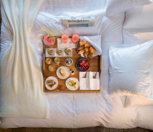 10 thủ thuật biến phòng ngủ nhà bạn thành khách sạn